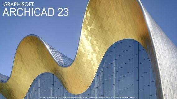 ArchiCAD 23 Build 4006 Crack & License Key Full