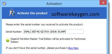 EaseUS Partition Master 14.0 Crack incl Keygen 2020 Download