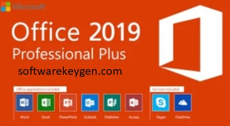 Microsoft Office Professional plus 2019 Crack + Activation Key Free