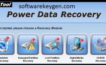 MiniTool Power Data Recovery 8.8 Crack Full License Key (2020)