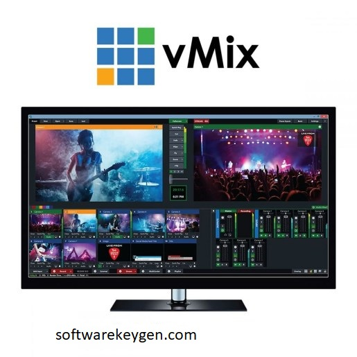 vMix 23.0.0.57 Crack with Registration Key 2020