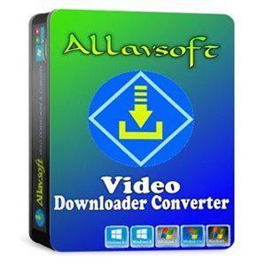 Allavsoft Video Downloader Converter 3.22.7.7491 Crack & Keygen Full