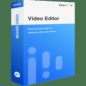 EaseUS Video Editor 1.6.0.33 plus Crack [Latest] Free Download