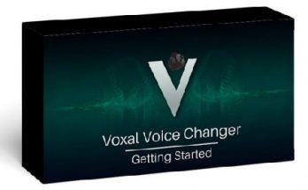 Voxal Voice Changer Crack + Registration Code (2020)