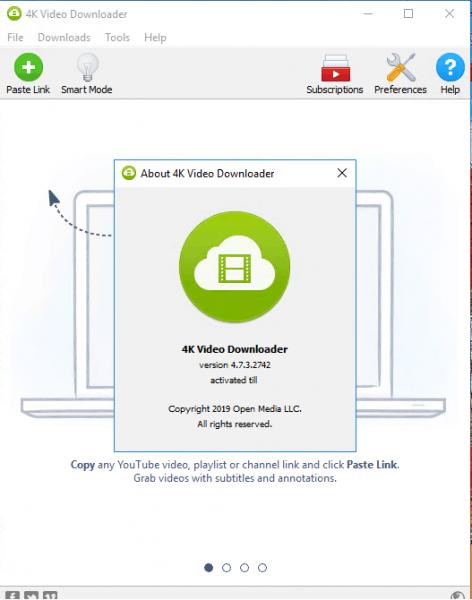 4K Video Downloader 4.12.5.3670 Crack with License Key Free Download