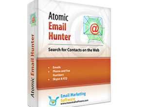 Atomic Email Hunter 15 Crack plus Registration Key 2020 Full Download