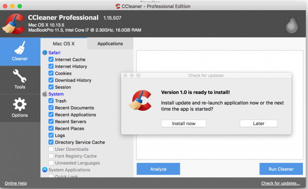 CCleaner Professional 5.70.7909 Crack plus Key (Latest Version)