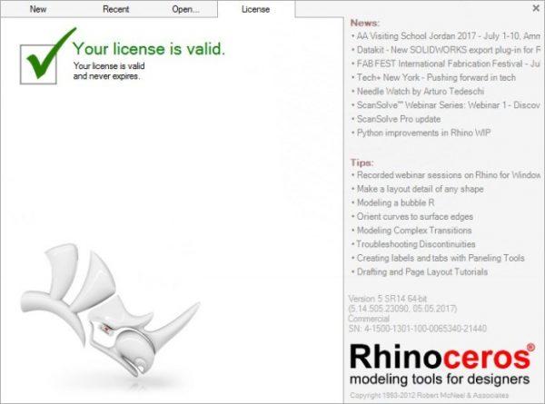 Rhinoceros Crack