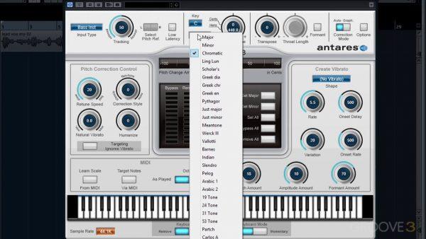 Antares Autotune 9.1.1 Crack + Serial Key [Latest Version] 2020
