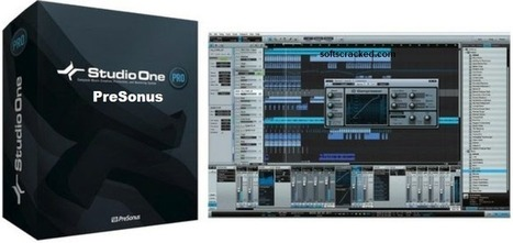 PreSonus Studio One Professional v5.0.2 Crack Free Download [2020]