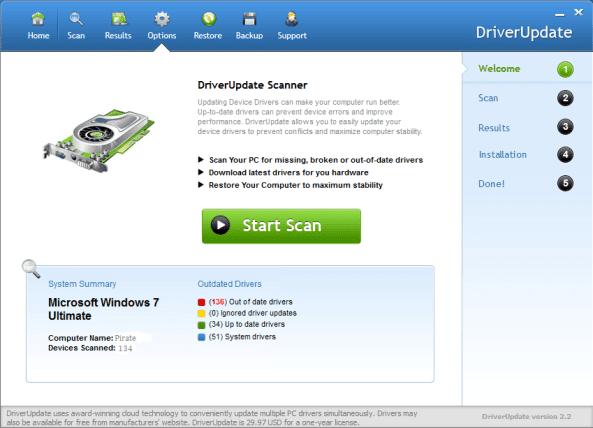 SlimWare Utilities DriverUpdate Crack