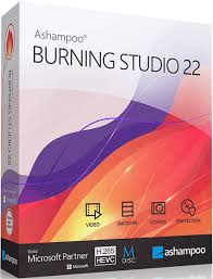 Ashampoo Burning Studio Crack 22.0.0 With License Key Full Latest