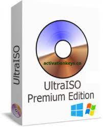 UltraISO Premium Edition 9.7.6.3810 Crack + Serial Key [Latest]