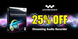 Wondershare Streaming Audio Recorder Crack