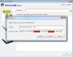 WinToUSB Enterprise Crack 6.1 R2